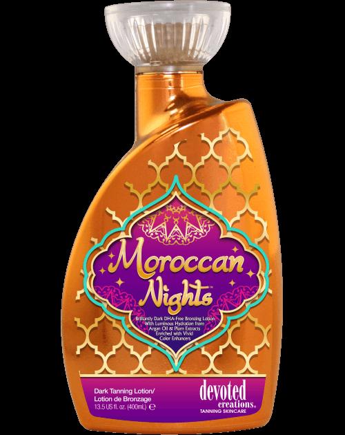 Marrocan Nights ™-Soliariumo kremai-Color Rush kolekcija