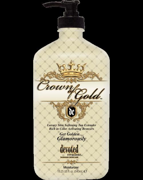Crown of Gold ™-Pagrindinis-Veido / kūno priežiūros produktai