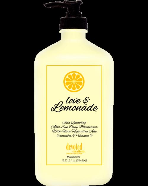 Love & Lemonade ™-Pagrindinis-Veido / kūno priežiūros produktai