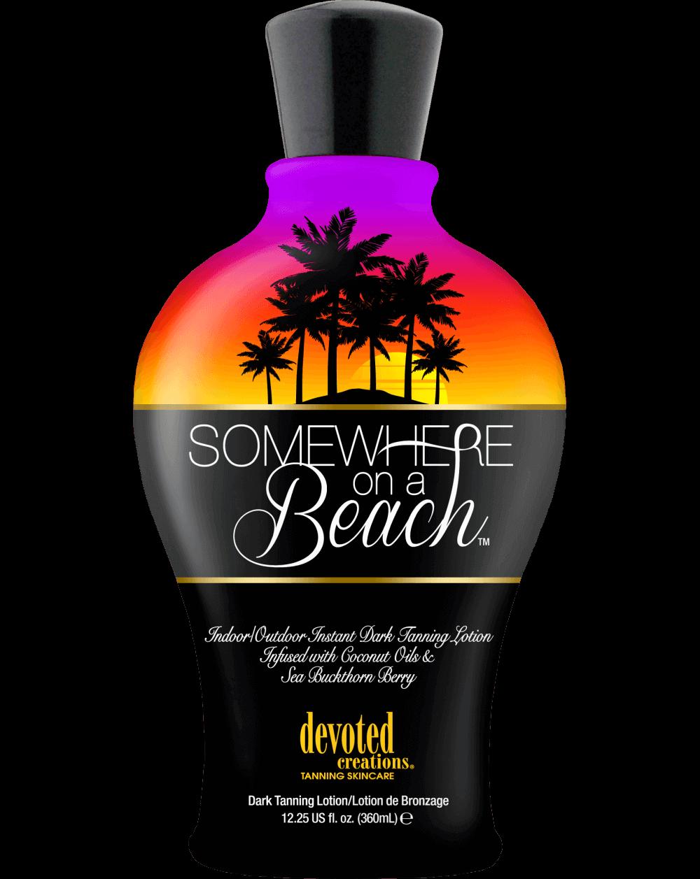 Somewhere on a Beach ™-Soliariumo kremai-Devoted Creations