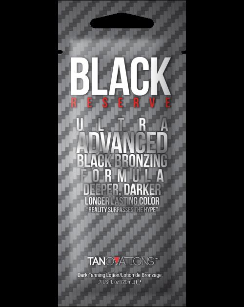 Black Reserve ™-Soliariumo kremai-TANOVATIONS kosmetika