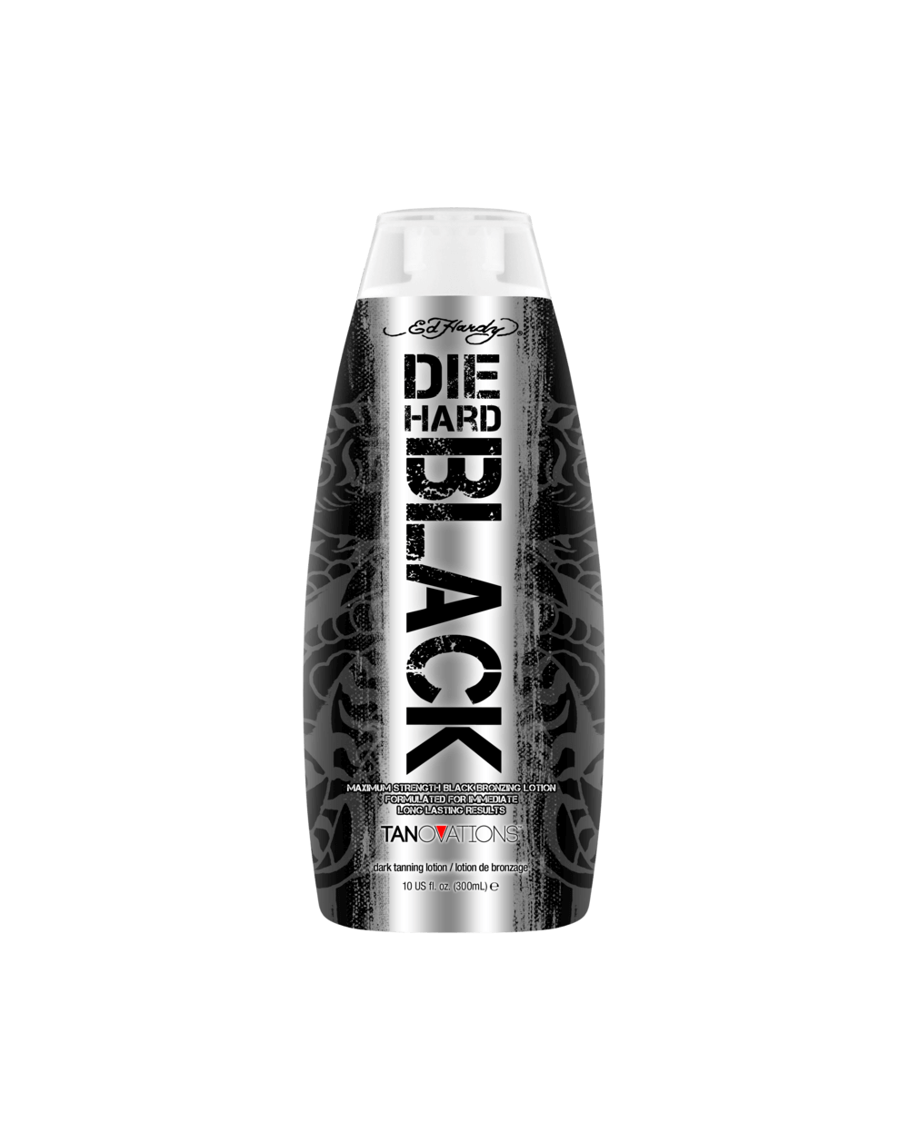 Die Hard Black ™-Soliariumo kremai-TANOVATIONS kosmetika