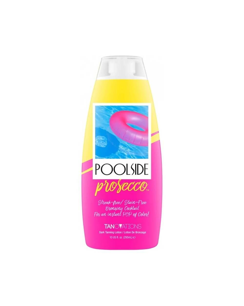 Poolside Prosecco ™-Soliariumo kremai-TANOVATIONS kosmetika