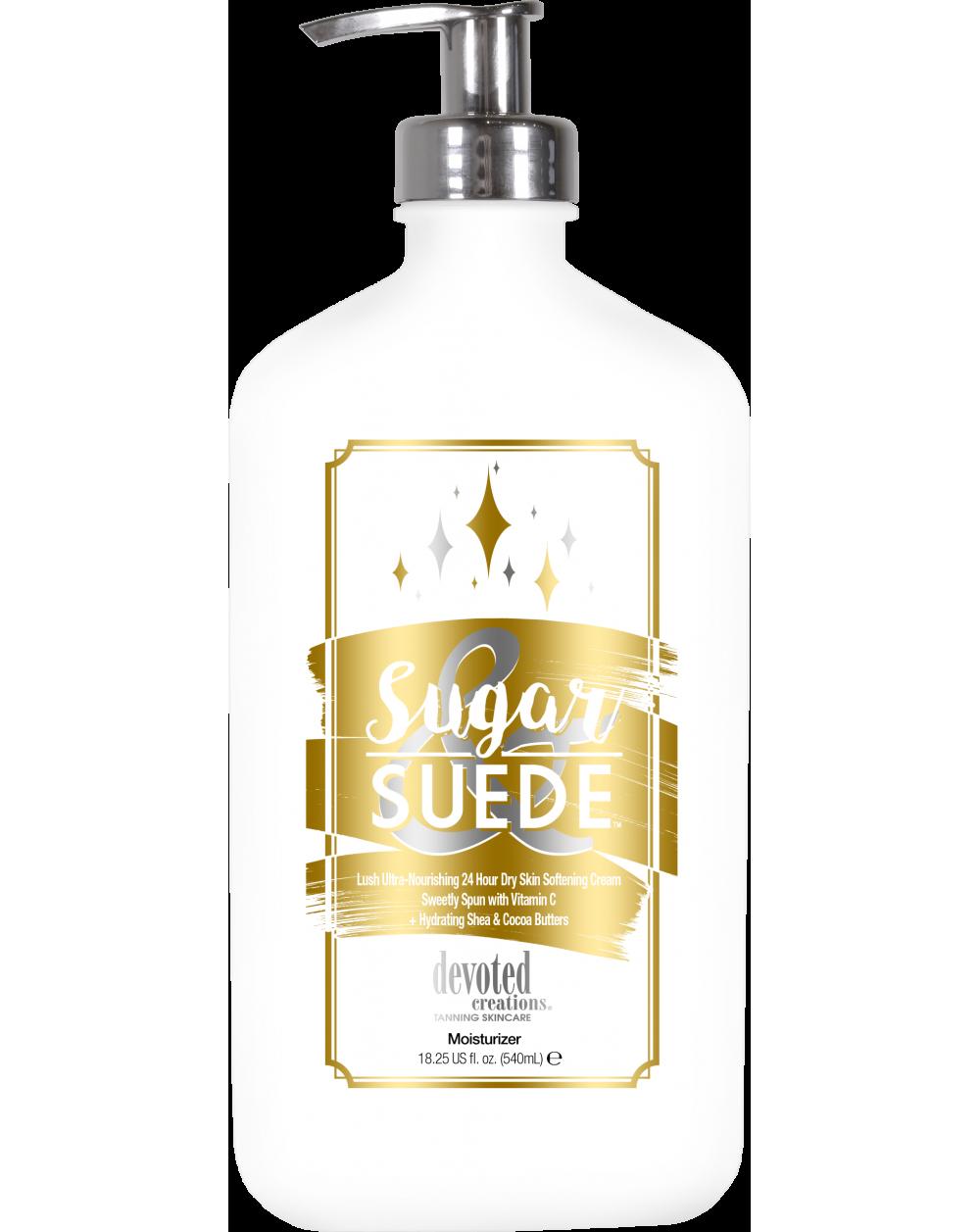 Sugar & Suede ™-Pagrindinis-Veido / kūno priežiūros produktai