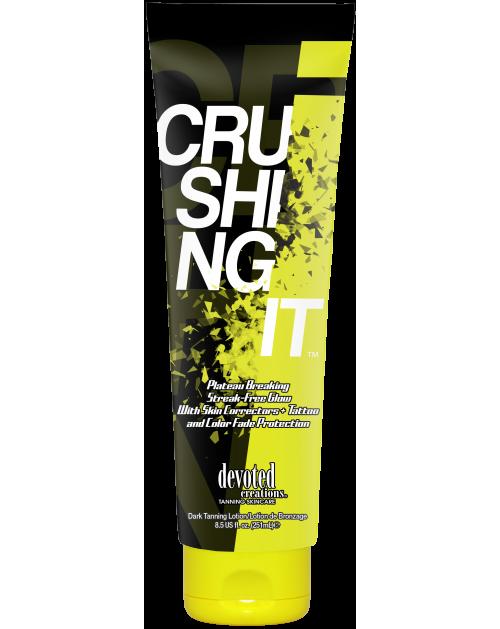 Crushing It ™-Soliariumo kremai-Intensity kolekcija