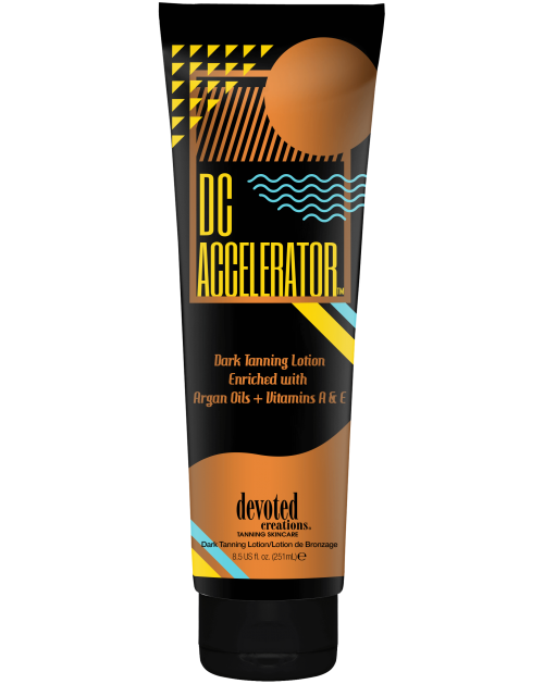 DC Accelerator ™-Soliariumo kremai-Intensity kolekcija