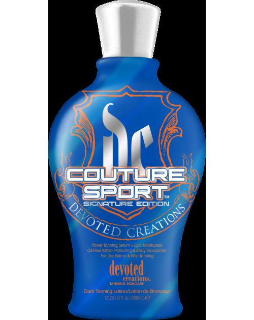 Couture Sport ™-Soliariumo kremai-Devoted Creations kolekcija