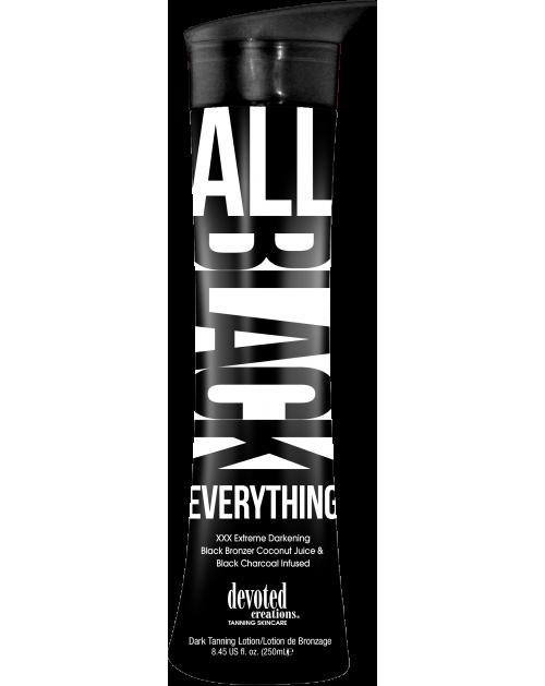 All Black Everything ™-Soliariumo kremai-Glamour kolekcija